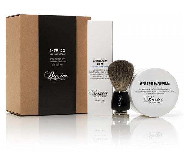 Baxter Shave 1.2.3, set na holení