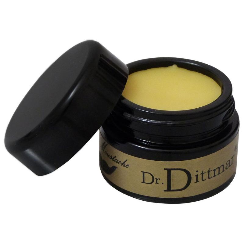 Dr. Dittmar vosk na knír