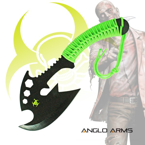 ANGLO ARMS ZOMBIE Sekera (669)