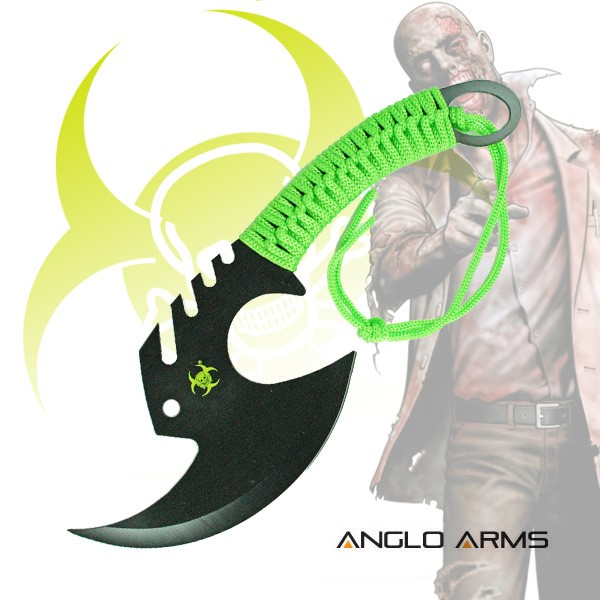 ANGLO ARMS ZOMBIE Sekera (743)