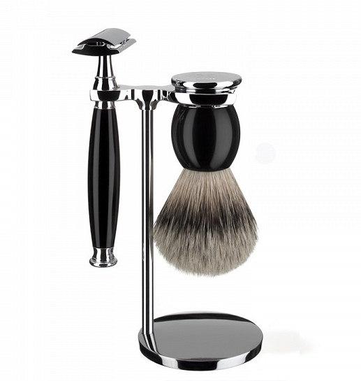 Mühle Sophist Black Silvertip Badger