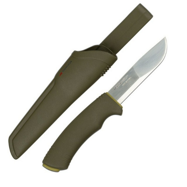 Morakniv Bushcraft Forest.