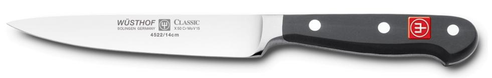 Wüsthof Classic nůž na šunku 14 cm