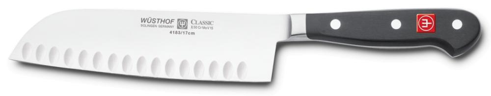 Wüsthof Classic Santoku nůž 17 cm