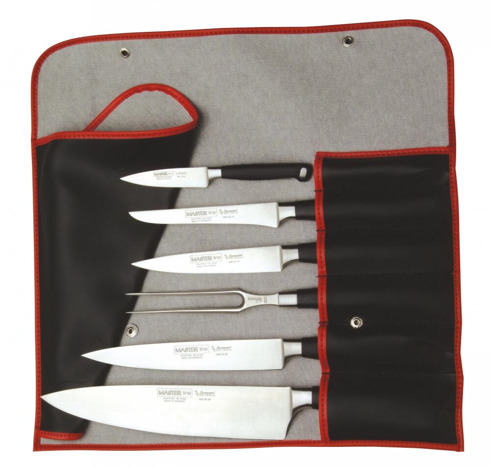 Souprava nožů Burgvogel Solingen 9650.951.00.0