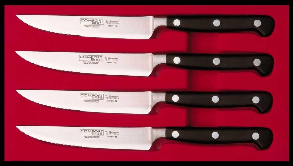 Souprava nožů Burgvogel Solingen 9610.911.00.3