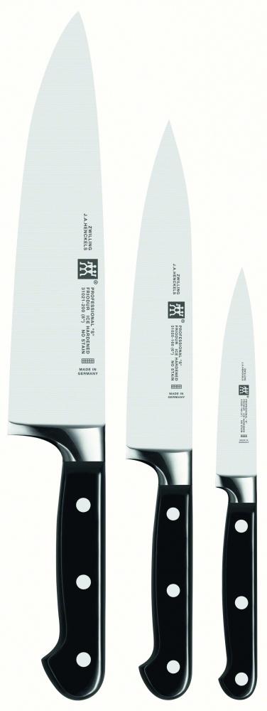 Zwilling Professional S sada 3 nožů