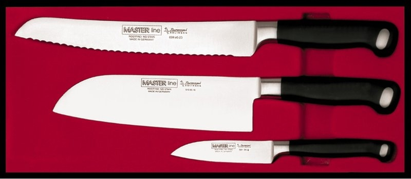 Souprava nožů Burgvogel Solingen 9270.951.00.0 - 3 dílná