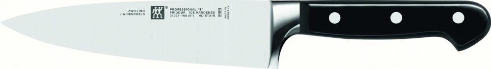 Zwilling Professional S, kuchařský nůž 16 cm