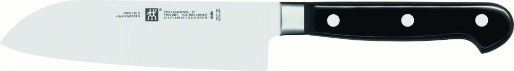 Zwilling Professional S, Santoku nůž 14 cm