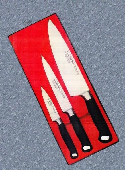 Souprava nožů Burgvogel Solingen 9350.951.00.0