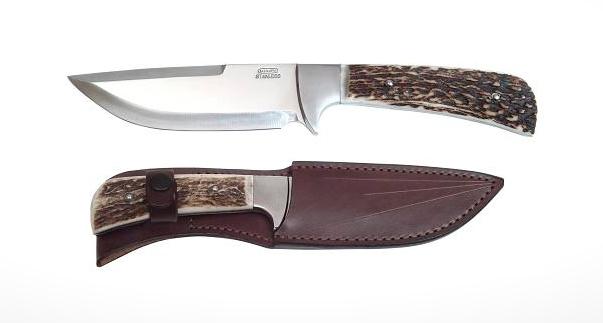 Lovecký nůž Mikov s pevnou čepelí - 398-NP-13/B