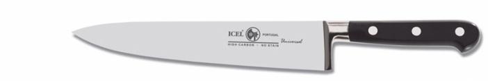 Kuchyňský nůž ICEL - 15 cm, širší ostří, s nýty