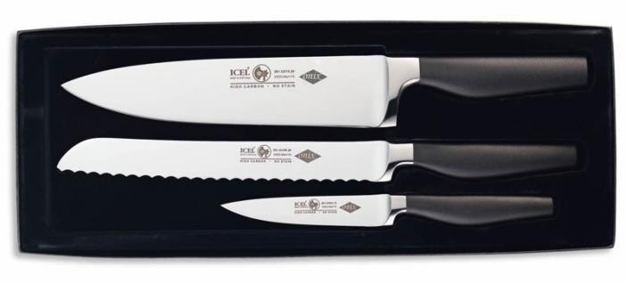Souprava nožů ICEL 461.OX25 - 3 dílná