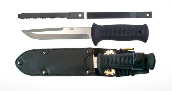 Mikov UTON - armádní nůž - 362-NG-4 VZOR 75/CER-Ni