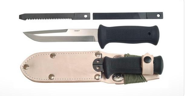 Mikov UTON - armádní nůž - 362-NG-4 VZOR 75/PRI-Ni