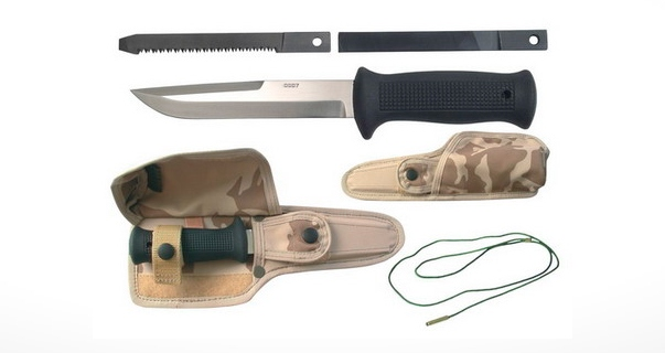 Mikov UTON - armádní nůž 392-NG-4 VZOR 75/MNS BP-K