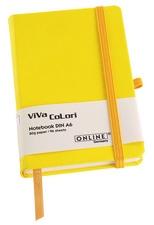 Online Viva Colori A6 žlutý
