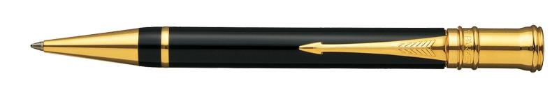 Parker Duofold Black GT, kuličkové pero