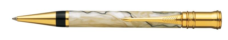 Parker Duofold Pearl & Black, kuličkové pero