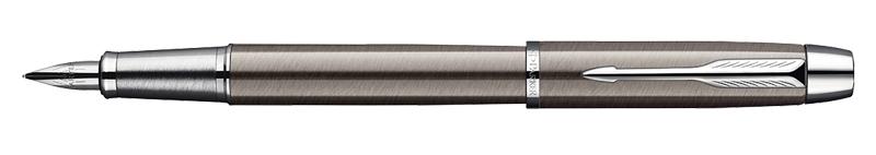 Parker I.M. Gun Metal CT, plnicí pero