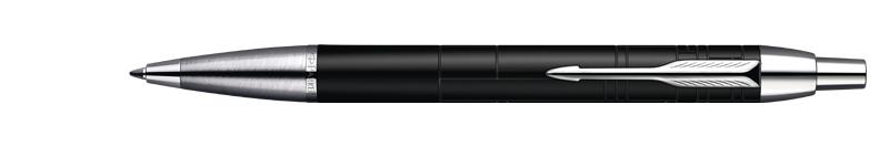 Parker I.M. Premium Matt Black, kuličkové pero