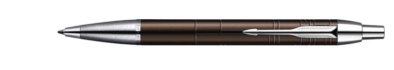 Parker I.M. Premium Metallic Brown, kuličkové pero