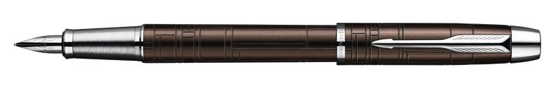 Parker I.M. Premium Metallic Brown, plnicí pero