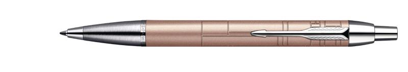 Parker I.M. Premium Metallic Pink, kuličkové pero
