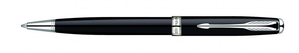 Parker Sonnet Laque Deep Black CT, kuličkové pero
