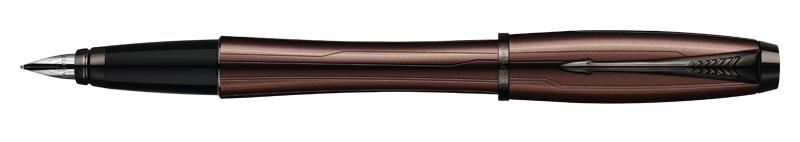 Parker Urban Premium Metallic Brown, plnicí pero