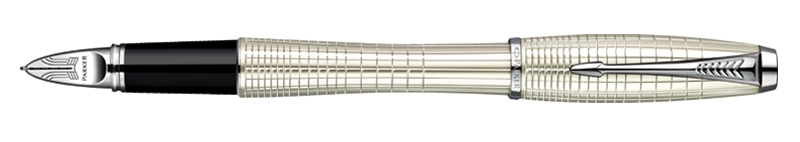 Parker Urban Premium Pearl Metal Chiselled 5th