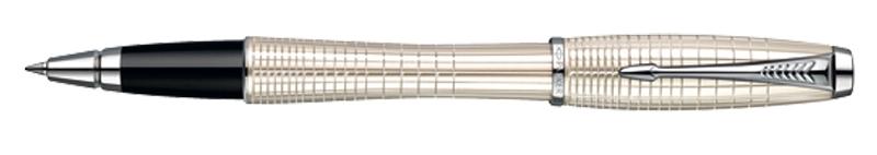 Parker Urban Premium Pearl Metal Chiselled, keramické pero