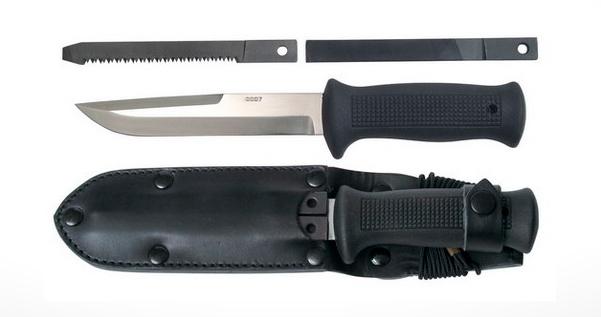 Mikov UTON - armádní nůž - 392-NG-4 VZOR 75/CER