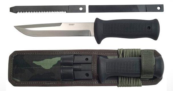 Mikov UTON - armádní nůž - 392-NG-4 VZOR 75/MAS