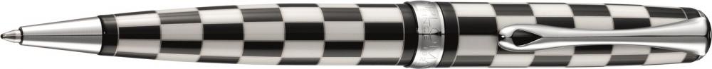 Diplomat Excellence Rome Black White, kuličkové pero