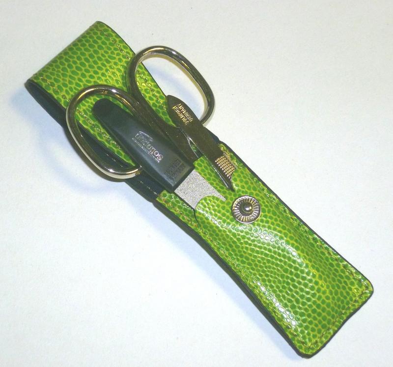 Manikurová sada zelená Premium Line PL 881