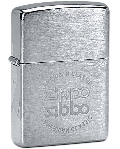 Zippo zapalovač 21326 American Classic