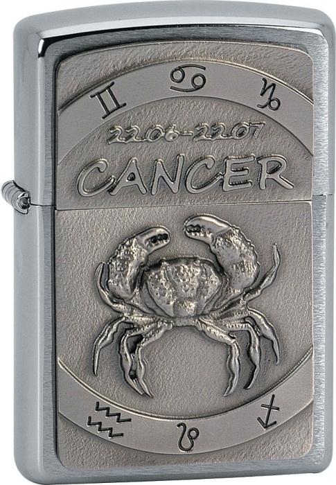 Zippo zapalovač 21609 Cancer Emblem
