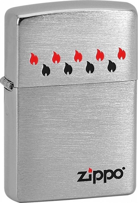 Zippo zapalovač 21651 Zippo Flames