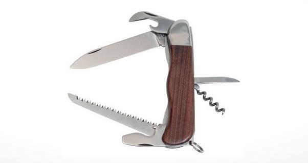 Mikov HIKER Kapesní zavírací nůž - 116-ND-6AK/KP
