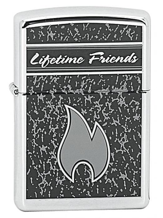 Zippo zapalovač 22674 Lifetime Friends