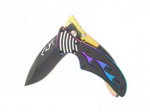 Zavírací nůž CRKT Flame
