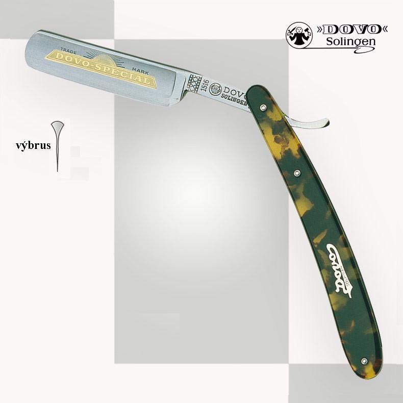 Břitva na holení DOVO Solingen - 1516 580 N -