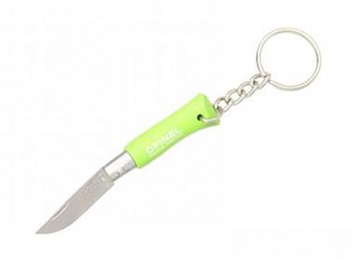 Přívěšek nůž Opinel VRI 2 zelený