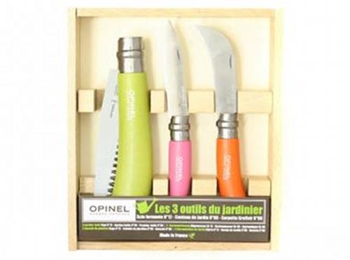 Set zahrádkářských nožů Opinel