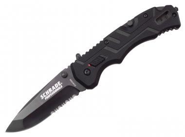 Nůž Schrade SCH911DBS vystřelovací záchranářský