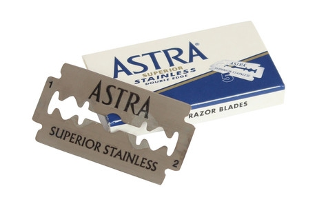Astra Superior Stainless.
