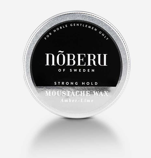 Noberu Amber-Lime Strong Hold vosk na knír
