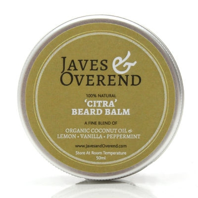 Javes & Overend Citra, balzám na vousy 50 ml